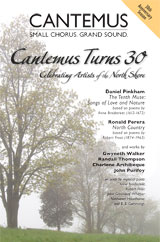 Cantemus Turns 30